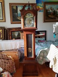Welby Germany Clock Grandfather  Some Domages As Is