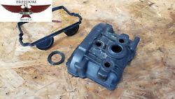 2012 Ktm 250 Sxf Oem Cam Shaft Cover With Rubber Seal