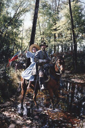 To The Lost Ford By John Paul Strain - Signed Executive Canvas Giclée