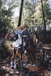 To The Lost Ford By John Paul Strain - Artist's Proof Executive Canvas Giclée
