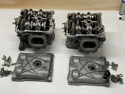 2016 Ducati 959 Cylinder Heads Cams Valves