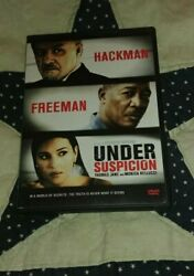 Under Suspicion Dvd Monica Bellucci Morgan Freeman
