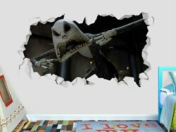 Nightmare Before Christmas Custom Wall Decals 3d Wall Stickers Art Gs322