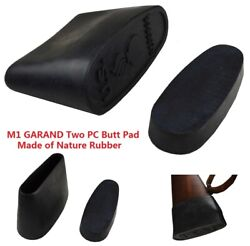 Butt Pad For M1 Garand 2pc Design Pad With A Inside Cushion