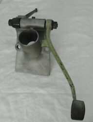Hispano Suiza H6b Original Gas Pedal Assembly And Fastening Parts 23663
