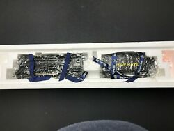 Lionel New Haven 4-6-2 1334 Engine And Tender New In Worn Box