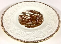 Vintage Wedgwood Torbay/patrician Gold 5227 China Dinner Plates 12 Available