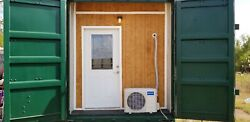 1 Bd1 Bth 320 Sq Ft  Luxury Shipping Container Home One of a Kind!!!