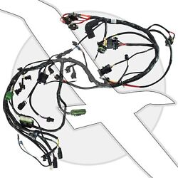Volvo Penta 7.4l 454 8.2l 496 Engine Main Wire Cable Wiring Harness 3858108