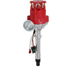 Msd 8360 Distributor With Built-in Ignition Module For 1955-2000 Chevy/gmc V8