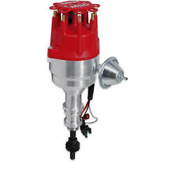 Msd Ready-to-run Distributor For 1970-1997 Ford 351c-460 Engines