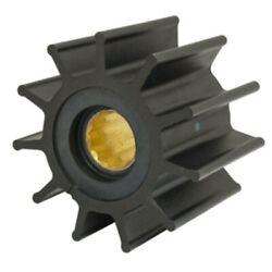 Impeller Replacement For Johnson 09-819b Sea Water Pump F8b 11 Blades