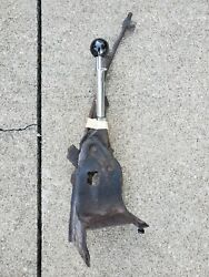 1968 To 1976 Corvette 4 Speed Shifter Complete With Mount. 1969