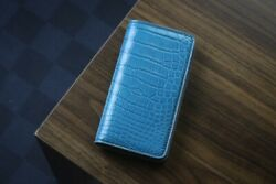 Iphone Case Case For Phone Leather Flip Card Wallet Cover handmade case