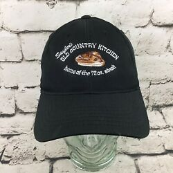 Sailors Old Country Kitchen Mens OS Hat Black Adjustable Ball Cap Port Authority