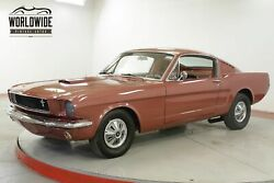 1966 FORD MUSTANG RARE SAN JOSE BUILD 289 V8 4SPD PB CALL 1-877-422-2940! FINANCING! WORLD WIDE SHIPPING. CONSIGNMENT. TRADES. FORD