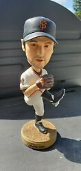 Qman Bobblehead Sf Giants Barry Zito Rare /1500 Sold Out San Francisco