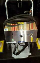 Cooling Tower Cleaning System Commercial Power Washer- Goodway Tfc-100