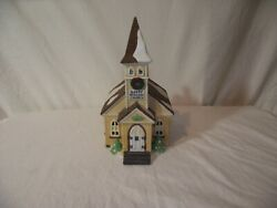 Dept 56 Heritage Village Collection Sleepy Hollow Church 5955-2 New England