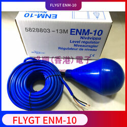 Power Flygt Float Switch Enm-10 Automatic Water Levelregulator Controller 20m