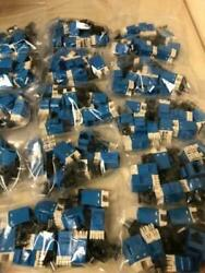 Te Connectivity/amp 1375055-6 Cat6 Jack Telecomand Ethernet Connector Lot Of 500