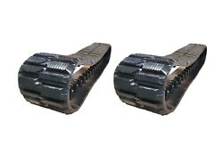 2pc Rubber Track 240x88x37 Made For Toro Dingo Tx 1000 9 Wide