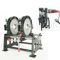 3.54-9.84and039and039pipe Welding Machine Electric Tube Butt Fusion Equipment 2 Clamps Pb