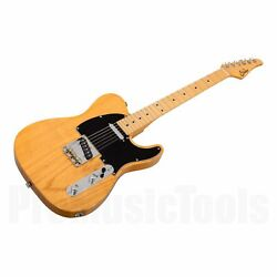 Suhr Classic T Ss Vn - Vintage Natural Mn New Made In Usa