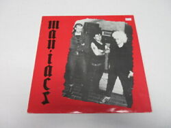 Maniacs Tin Can Army German Lp With Booklet On Mulleimer