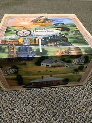 Lefton's Ho Scale New Albany Station Collectors Item Great Condition 01633
