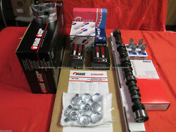 Ford 239 Y Master Engine Kit Pistons+cam+lifters+timing+gaskets 1954 +exh Valves