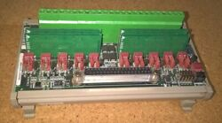 Ge Fanuc Is200dtaih1abb Mark Vi Speedtronic Pc Board Din Rail Contact Inputs