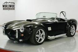 1966 Factory 5 Cobra FACTORY FIVE RE-CREATION. V8 5.0L CALL 1-877-422-2940! FINANCING! WORLD WIDE SHIPPING. CONSIGNMENT. TRADES. FORD