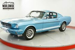 1965 FORD MUSTANG FASTBACK V8. 5-SPEED GT 350 CLONE 4-WHEEL DISC CALL 1-877-422-2940! FINANCING! WORLD WIDE SHIPPING. CONSIGNMENT. TRADES. FORD