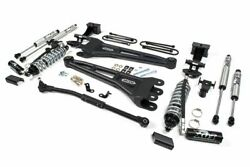 Bds 2.5 Coil-over Radius Arm Suspension System For 2017-2019 Ford F-250 And F-350