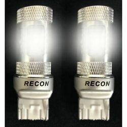 Recon Led 7440 Reverse Light Bulbs For 2014-2017 Dodge Ram And Toyota Tundra