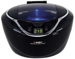 Gemoro Sparkle Spa Pro Personal Ultrasonic Compact Jewelry Cleaner 1790
