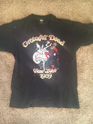 Grateful Dead Chinese New Year 1988 Tshirt
