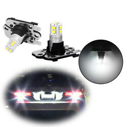 Can-bus White Ph16w 10-smd Led Bulbs Backup Lights For 2011-2013 Bmw M3 3 Series