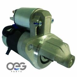 New Starter For 1100 1110 1200 1300 Ford Compact Tractor 1979-1986 Shibaura Eng.