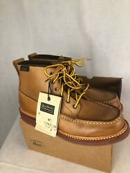 New G.H. Bass Ashby Quail Hunter Boots Retail $189 BRAND NEW Size US 7
