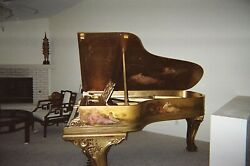 Steinway Grand B 88 Keys Art Case with 3 pedals antique fantastic on stagedecor