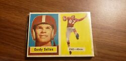 1957 Topps Unopened Cello Pack  Soltau & Marchibroda covers