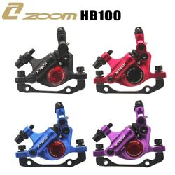 Zoom Xtech Hb100 Mtb Line Pulling Hydraulic Disc Brake Calipers Front And Rear