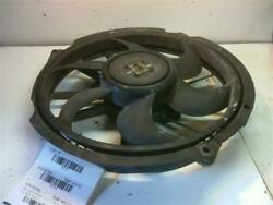 Electric Cooling Motor And Fan 2000 Ford Taurus 3.0l Left Side
