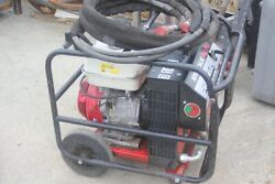 Cp Chicago Pneumatic Honda Gas Powered Hydraulic Pump Pac P13 With Hoses