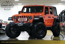 2019 Jeep Wrangler Unlimited Rubicon 2019 Jeep Wrangler Unlimited Rubicon Punk'n Metallic Clearcoat SUV 3.6L Turbo V6