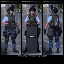 Soldierstory Ss115 1/6 Hk Police Counter Terrorism Response Unit Toys Pre-order