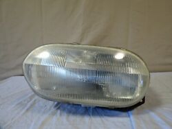 ✅ 92 93 94 95 96 Jaguar Xjs Front Left Driver Side Headlight Light Lamp Lens Oem