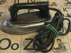 Wolverine Sunny Suzy Kids Electric Toy Iron Made In Usa No. 304 Works Warms Up